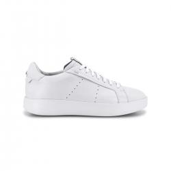 Santoni sneakers in pelle