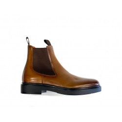 Santoni beatles marrone chiaro