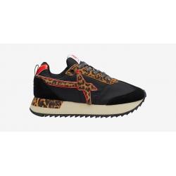 W6yz sneakers leopardata