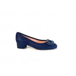 Le Babe ballerina blu