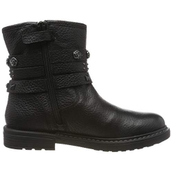 GEOX JUNIOR BIKERS  NERO