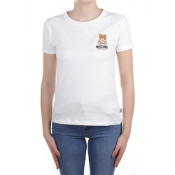 T-SHIRT MOSCHINO CON ORSETTO