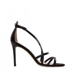 Lella Baldi sandalo nero