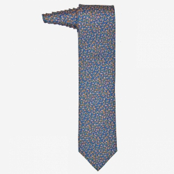 Fefe cravatta arancia