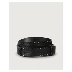 Orciani - Cintura Nobuckle...
