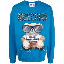 Moschino Maglione Teddy Bear